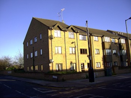 Coverdale Court, Enfield Lock